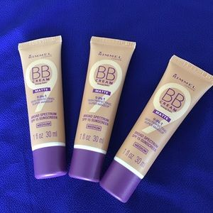 🆕 Bundle 3 Rimmel London BB Cream Matte Medium
